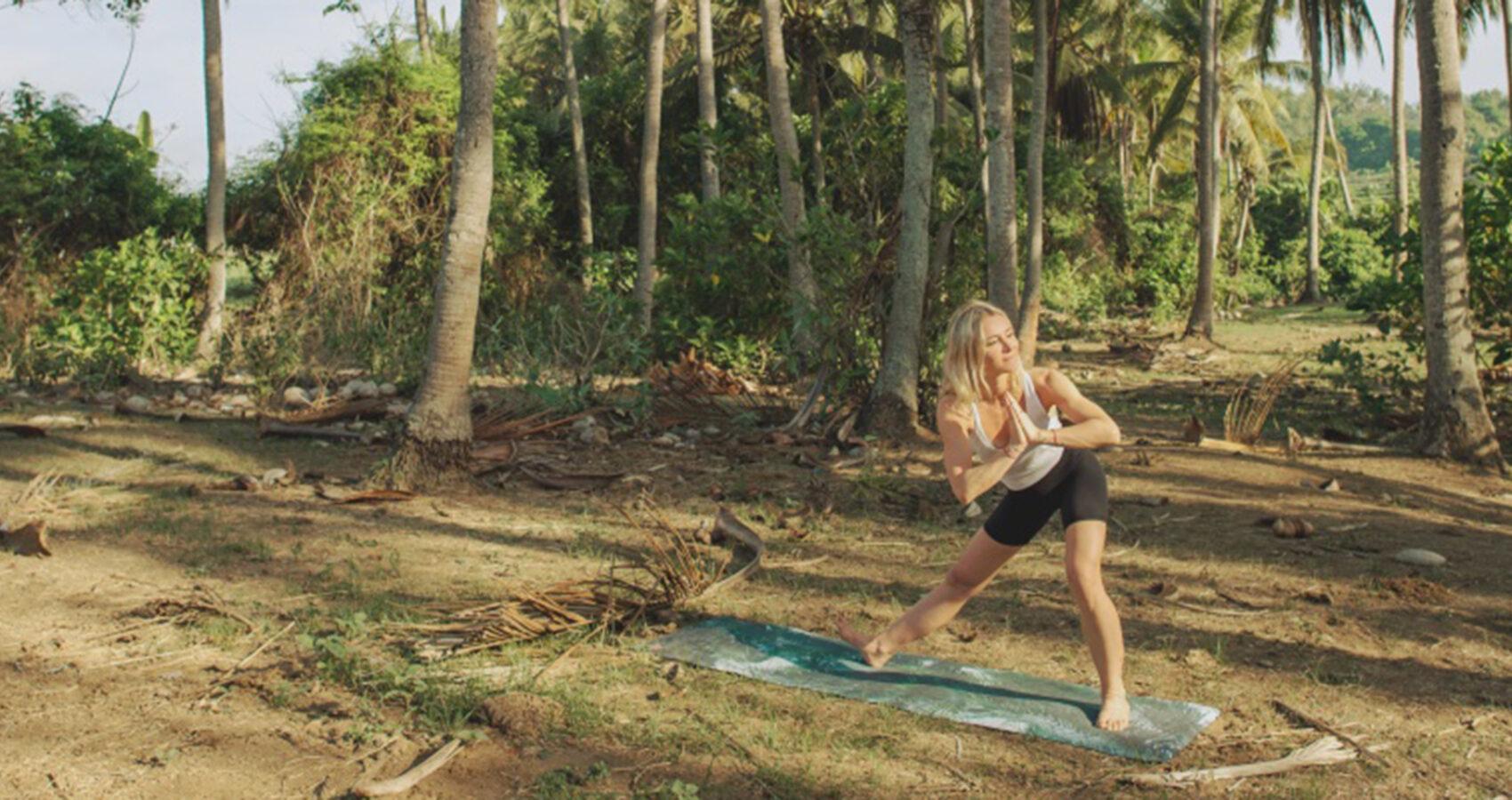Yoga Beat #4