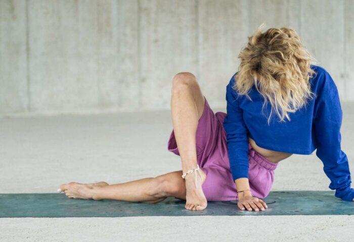 Yoga Slow Beat #5