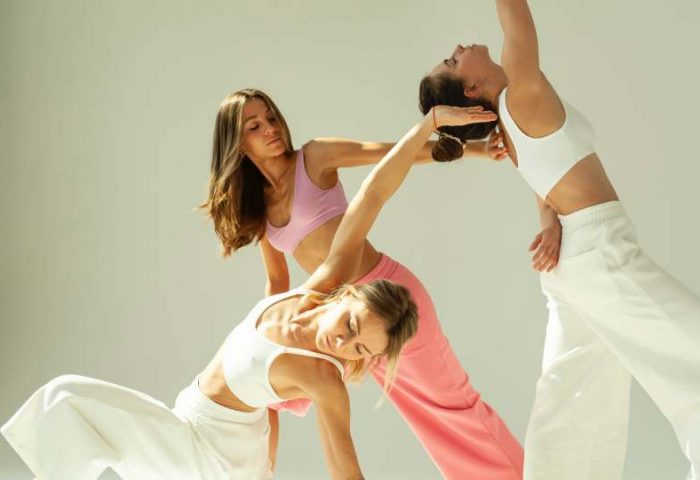 Mix Up: Pilates & Yoga